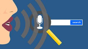SEO: Voice search