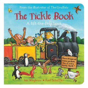 The Tickle Book by Ian Whybrow & Axel Scheffler