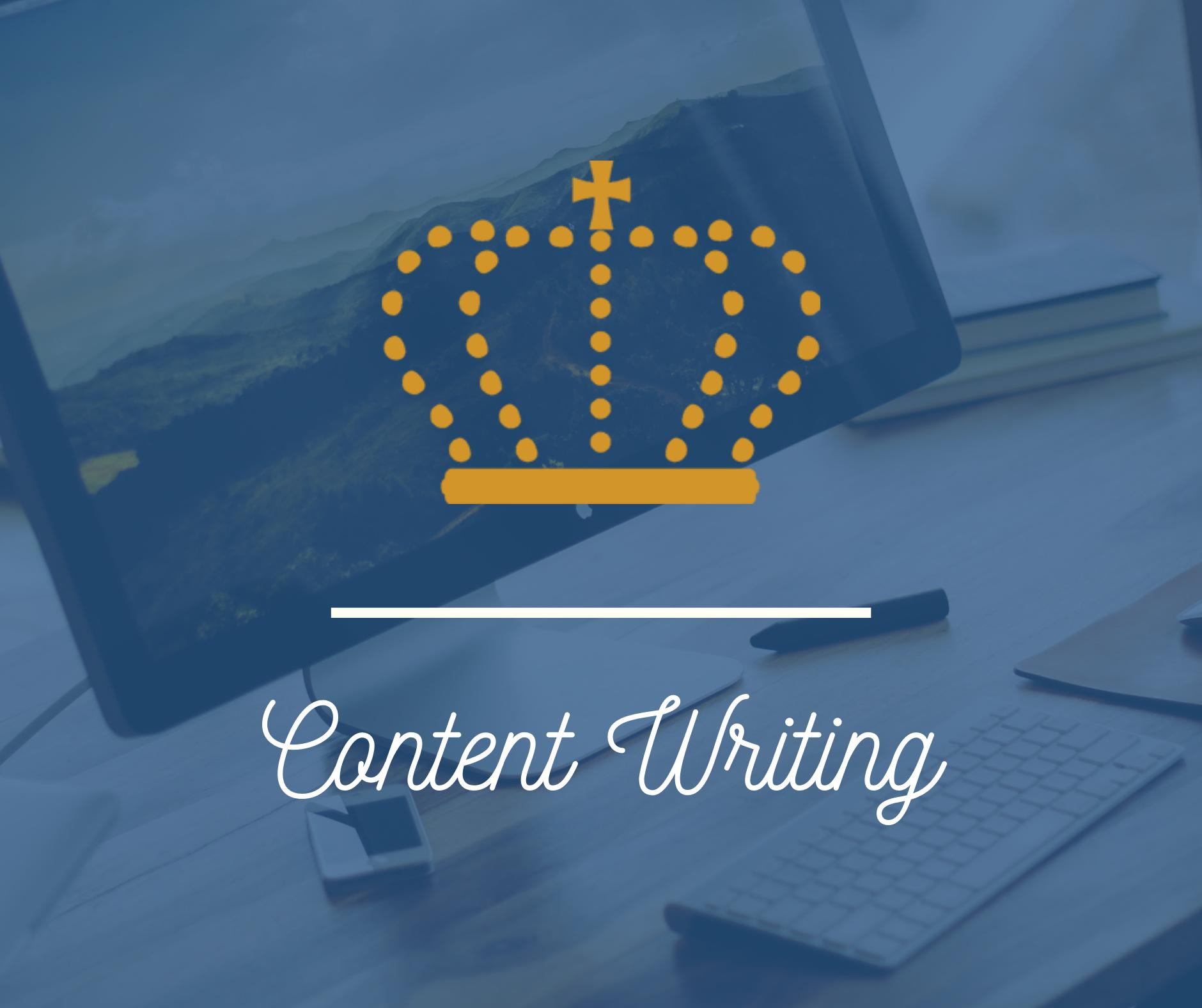 Content Writing Buckinghamshire