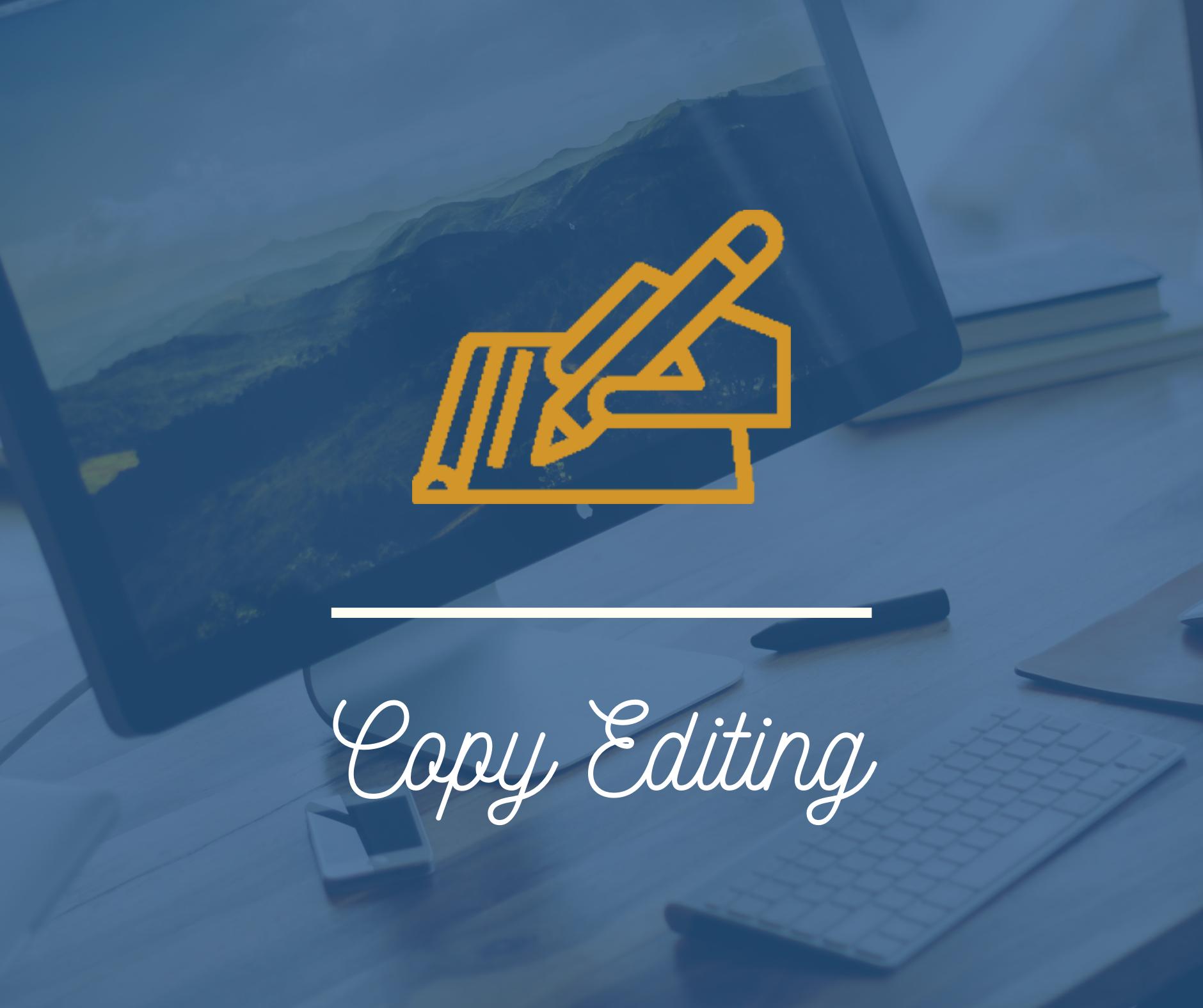 Copy Editors