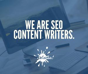 SEO Content Writers Buckinghamshire