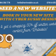 Do you need a new website? Get 50% off website content