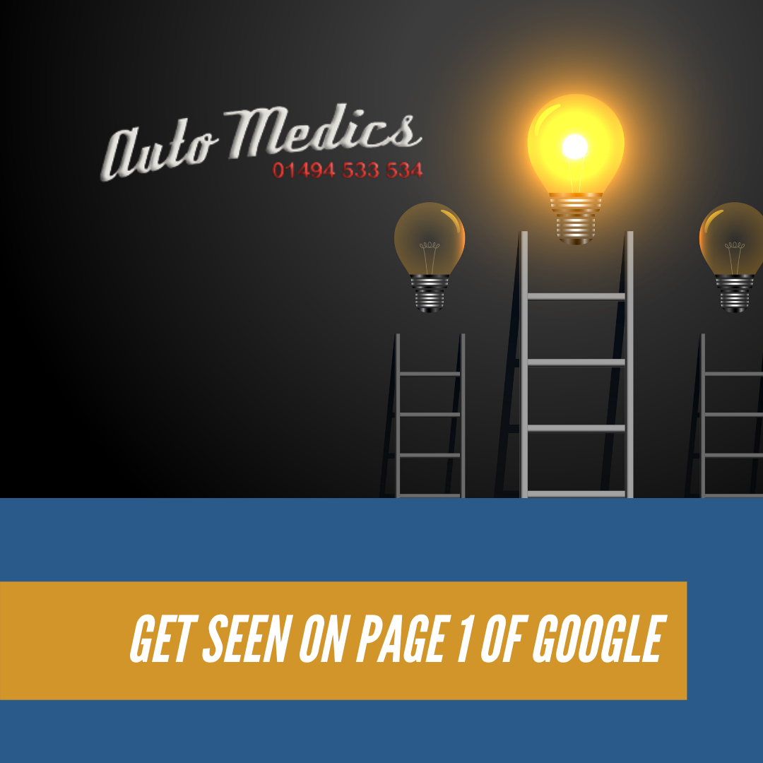 Auto Medics - Get Seen On Page 1 of Google