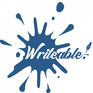 Writeable. SEO website content writers logo