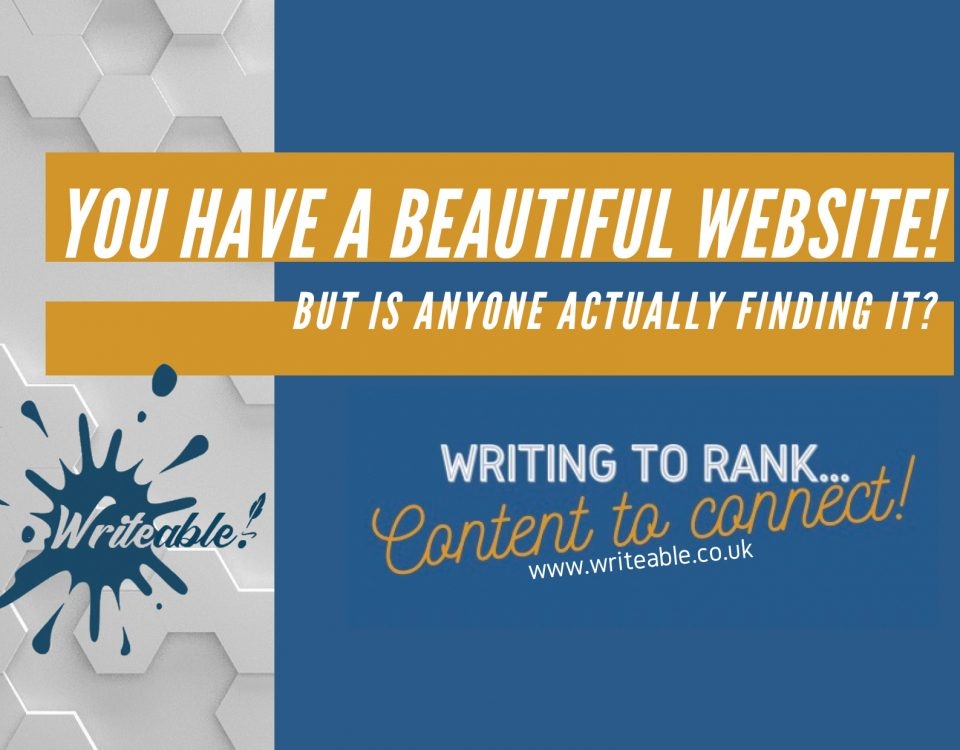 SEO Website Content Buckinghamshire